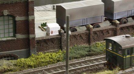 Module des Spur0 Team Ruhr-Lenne