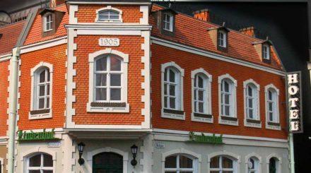 Stangel Eckhaus Hotel