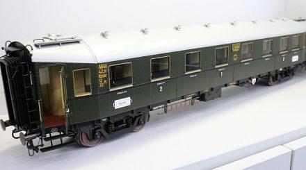 Geplanter Spur 0 Hechtwagen, abgebildetes Modell ist Spur 1