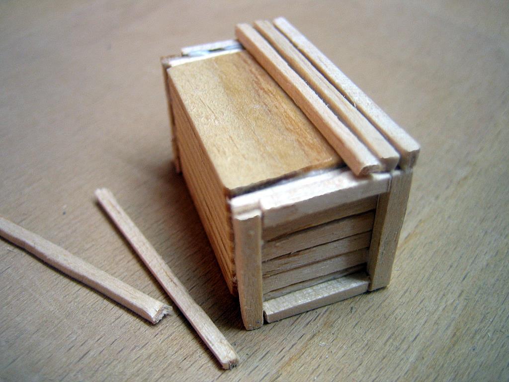 kleine bastelei kistenbau spur null magazin. Black Bedroom Furniture Sets. Home Design Ideas