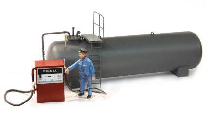 Addie Dieseltankstelle 13000 Liter