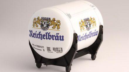Bierbehälter Reichelbräu