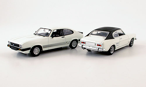 Ford Capri Jubiläumsset