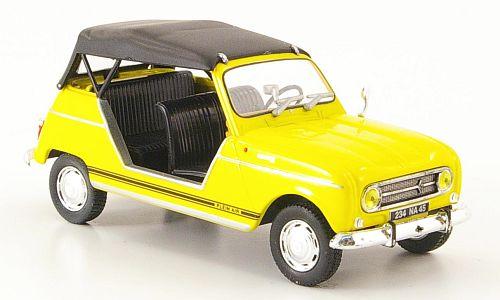 R4 als Cabriolet
