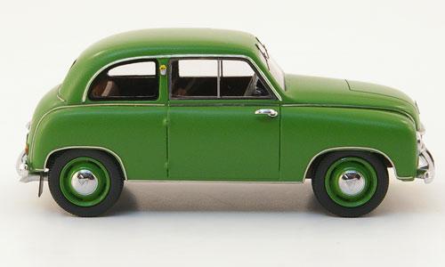 Lloyd LS 300 - das Nachkriegsauto mit Sperrholz-Karosserie