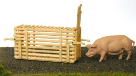 Schweinetransportkiste von Paulo