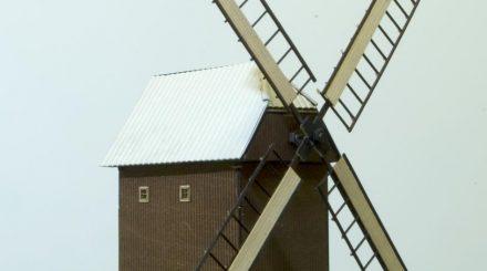 Bockwindmühle von IMS mit 45 cm Spannweite