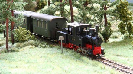 Schmalspuranlage der Modellbahnfreunde Coburg