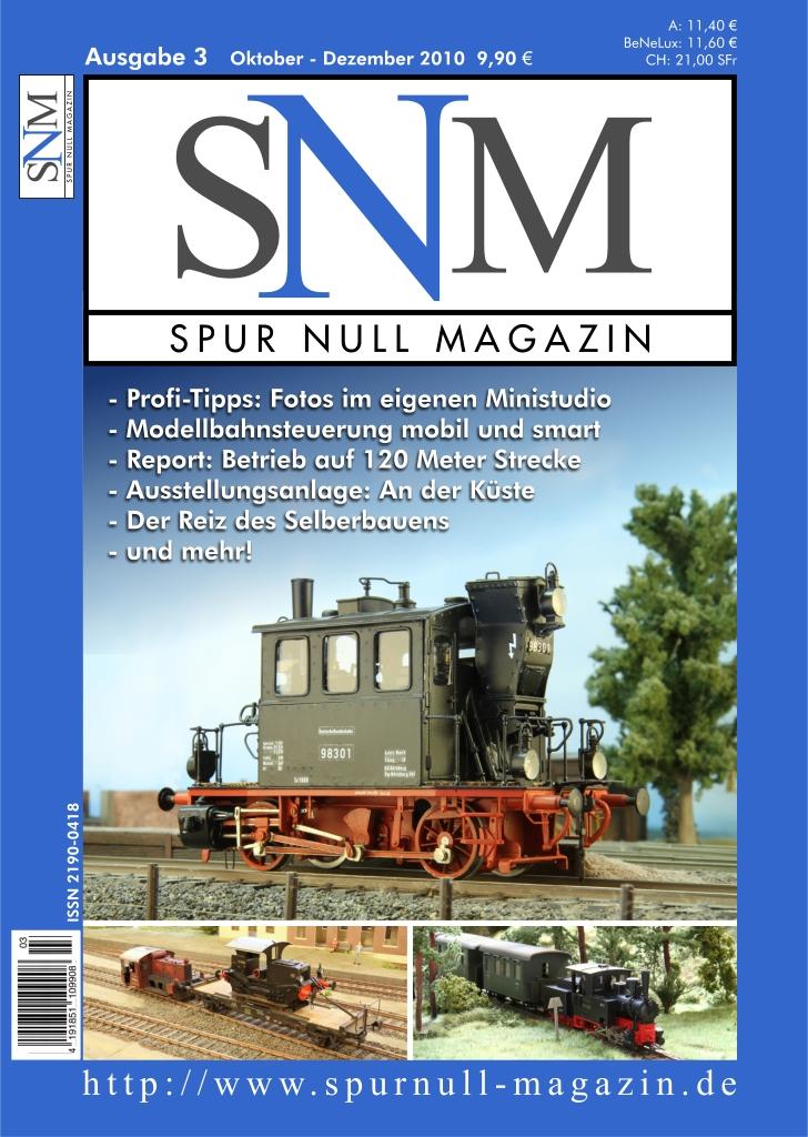 Spur Null Magazin Ausgabe 3