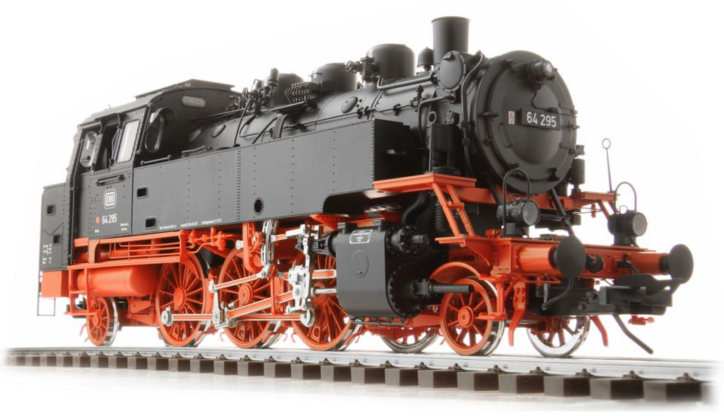 Spur Null Modell des Jahres 2010: Lenz BR 64