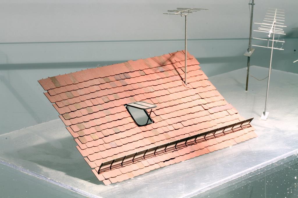 Antennen und Dachluke