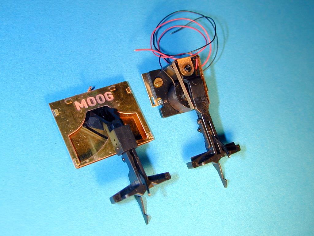 Alternative Kupplungen: KKK von Moog und elektrische Lenz Kupplung