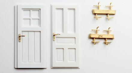 Türen und Türklinken von Addie