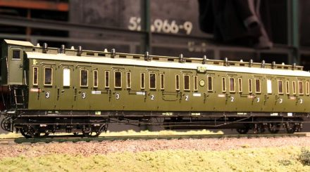 Preußischer Abteilwagen BC pr05