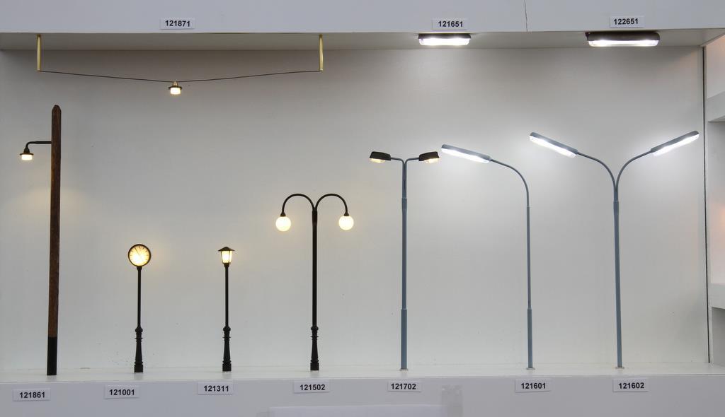 modellbau lampen
