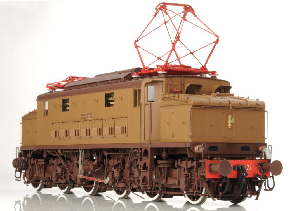 Italienische Ellok E 626