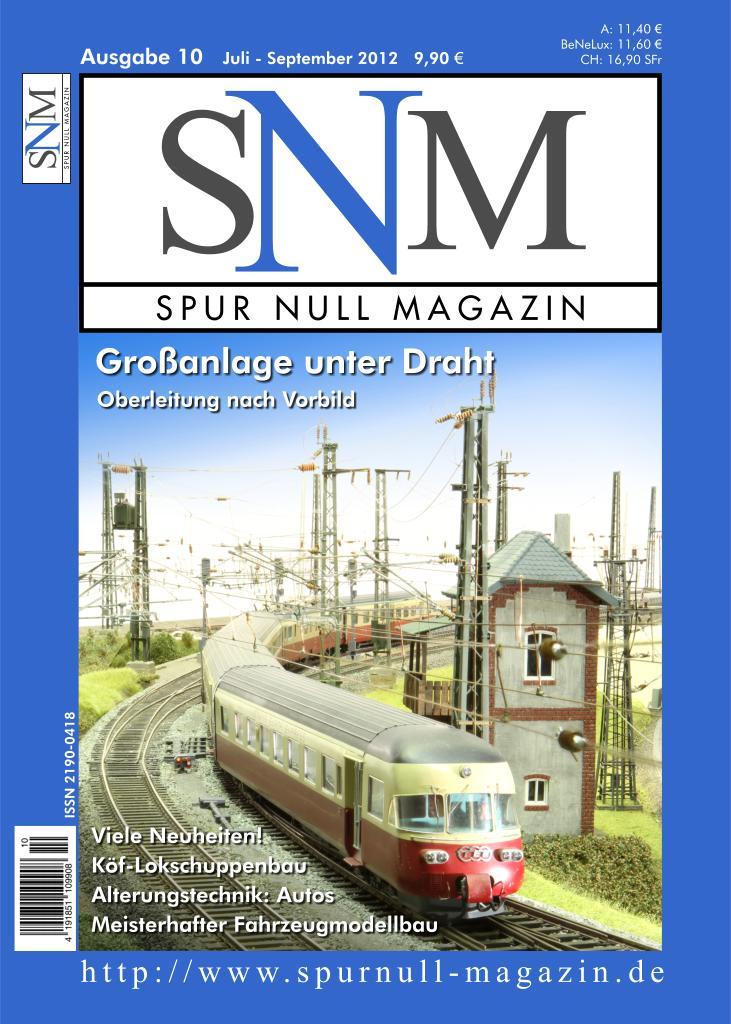 Titelbild Ausgabe 10