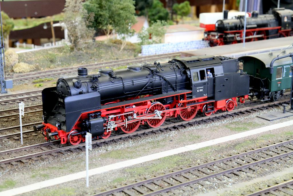 BR 62 von Bernd Molnar