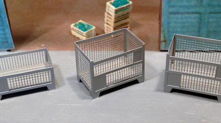 Gitterboxen von Paulo