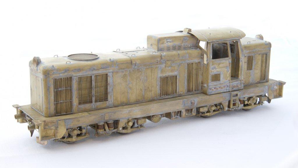 Loks aus Polen: SM42. Die Lok soll neben einem Digitalpaket auch einen Rauchgenerator bekommen.