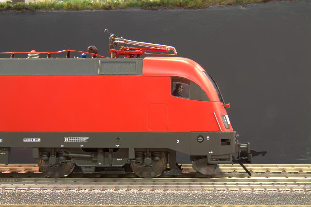 Die Technik entspricht dem bereits gelieferten Ellokmodell der TRAXX Loks