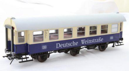 Moog Umbau: 3gy Umbauwagen als Sonderzug: