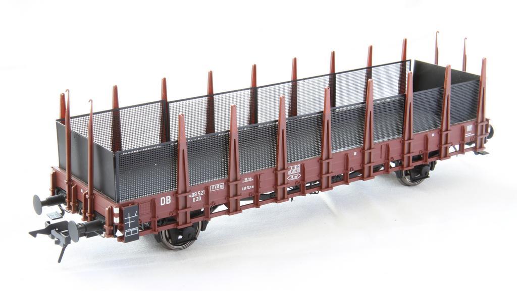 Ladungsgitter für Rungenwagen zum Transport von Kohlen oder Briketts