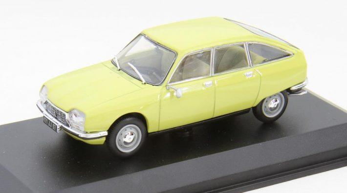 Norev Citroën GS von 1971