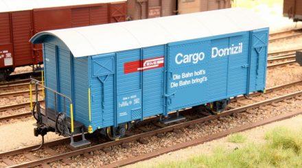 Bemo Gbk-v Cargo Domizil, seit Januar 2013 verfügbar