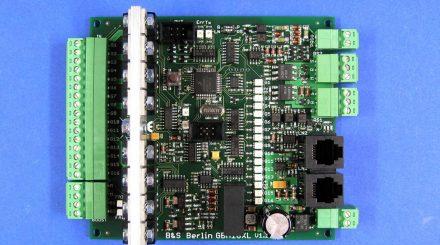 Gleisbesetztmelder GBM16XL