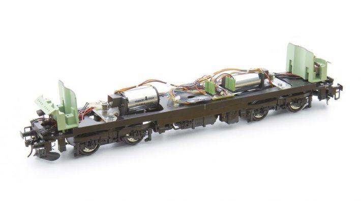 Hermann Fahrwerk der TRAXX Lokomotive