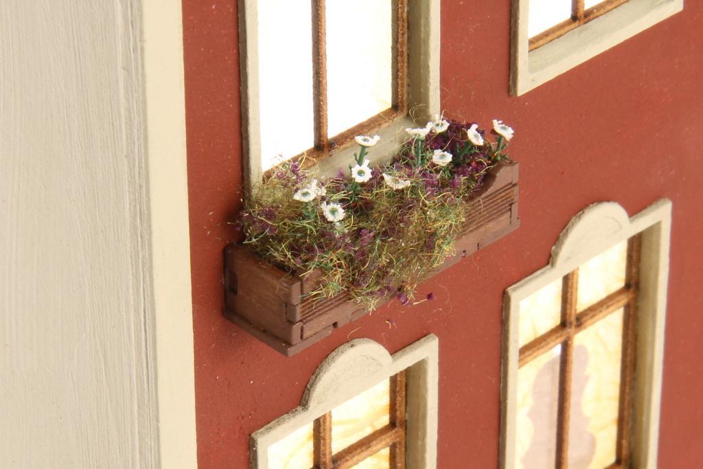 Blumenkästen als Fertigmodell in vielen Ausführungen