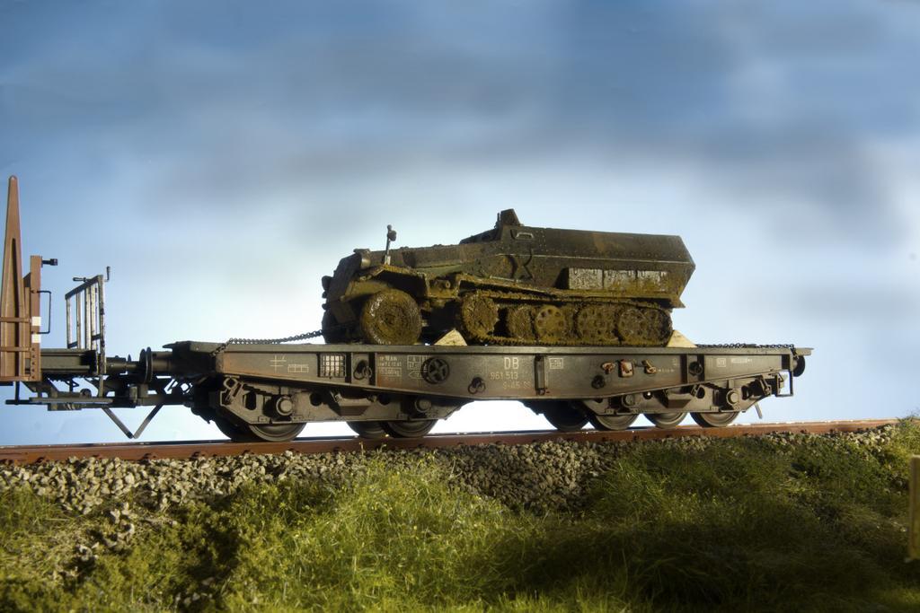 panzer bauen