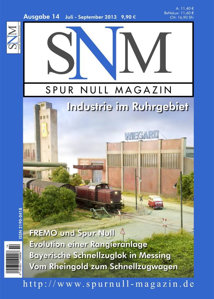 Spur Null Magazin Ausgabe 14