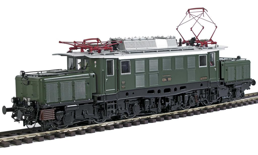 E 94 von M.T.H., Vorserienmodell