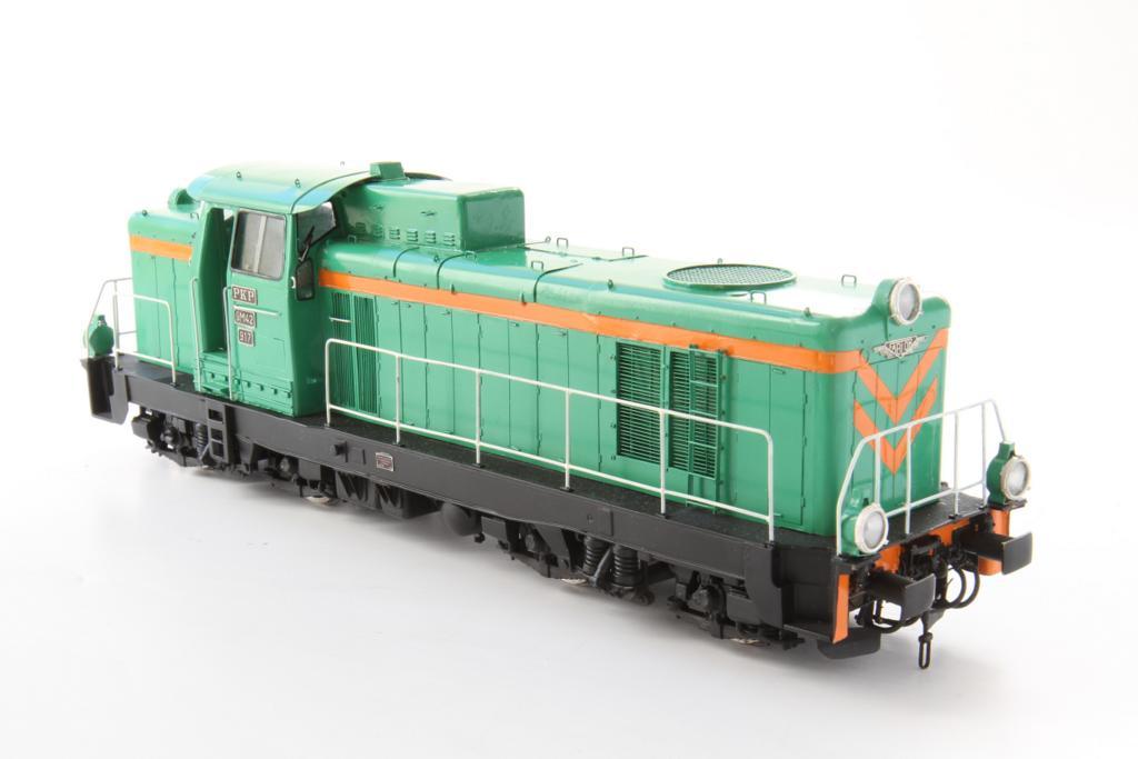 Von vorne sieht die SM 42 nicht mehr ganz nach V100 aus.