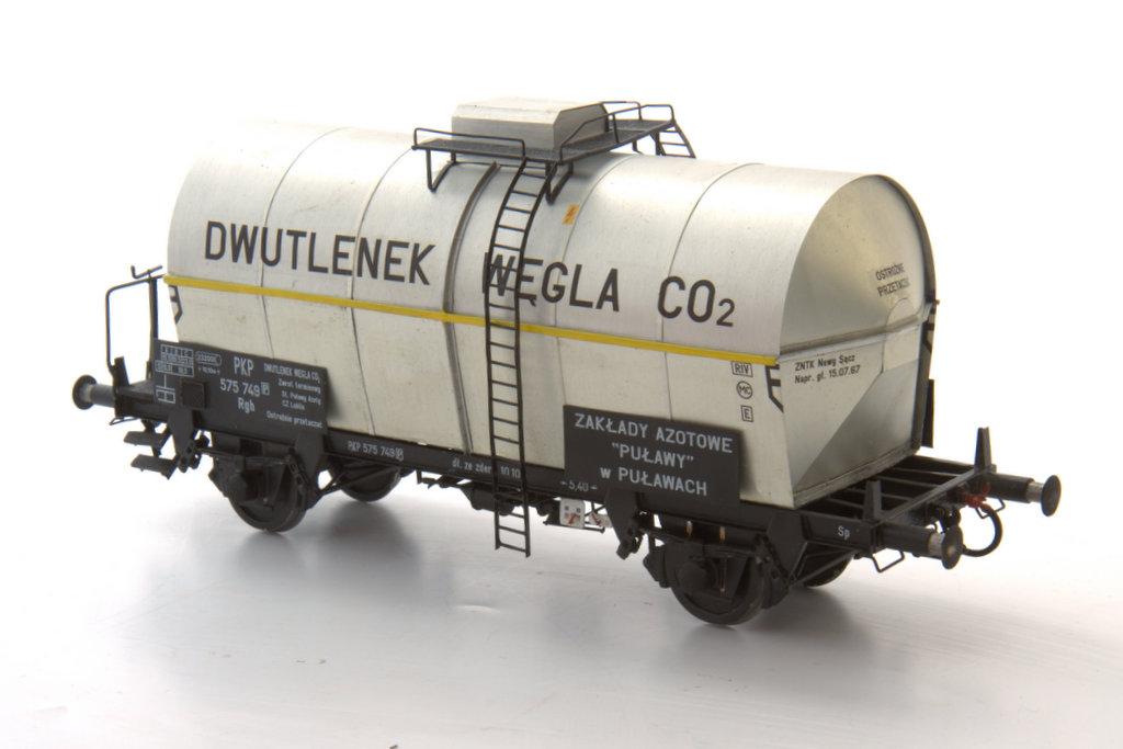 Dwutlenek Kesselwagen