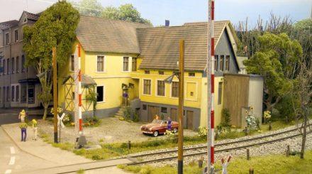 Modellbau vom Feinsten auf der Anlage Lippstadt