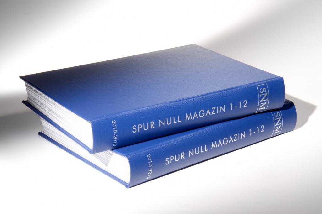 SNM Heft 1 - 12 gebunden als Nachschlagewerk