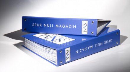 Spur Null Magazin Sammelordner