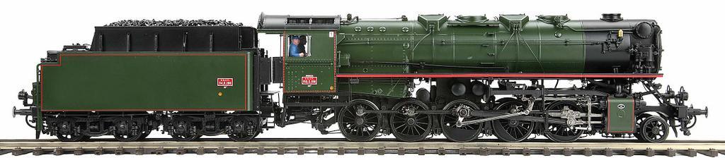 Lokomotive Serie 150 X der Französischen Eisenbahnen SNCF