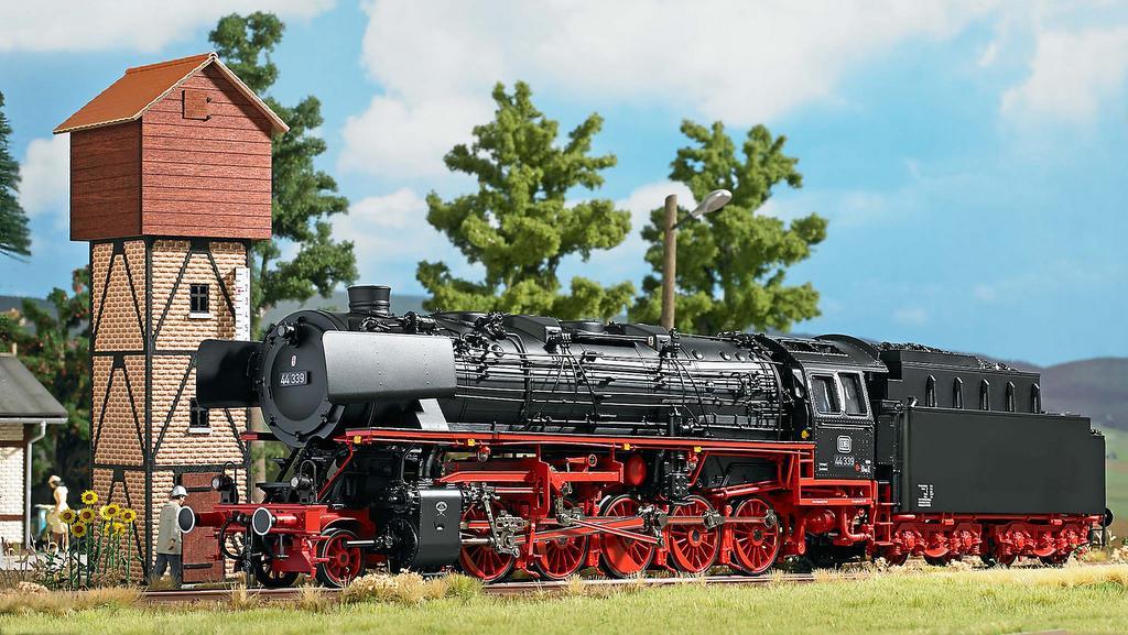 Neu von Busch / M.T.H.: Die Baureihe 44