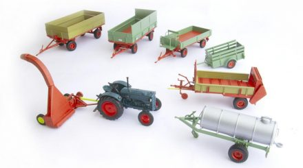 Landmaschinen im 3D Druckverfahren