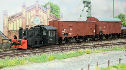 Neues Startset von Lenz mit Modellen der DR Reichsbahn der DDR