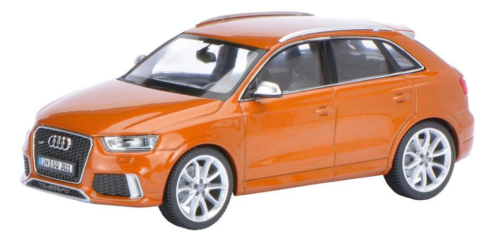 Audi RS Q3 orange