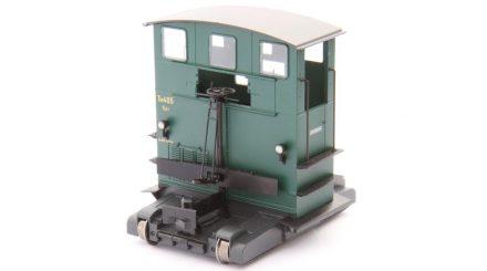 Breuer Rangiertraktor grün TE 405