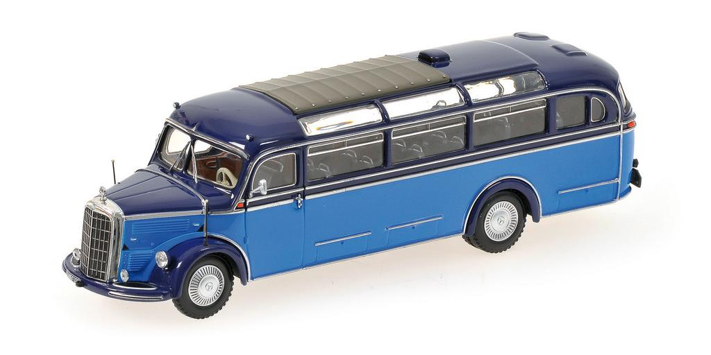 Mercedes Benz O O 3500 Omnibus