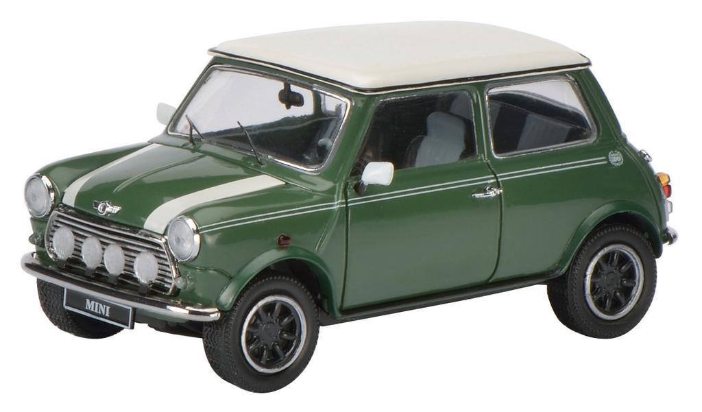 Mini Cooper grün