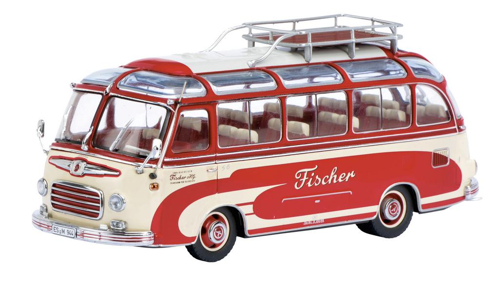 Setra S6 Omnibus Fischer