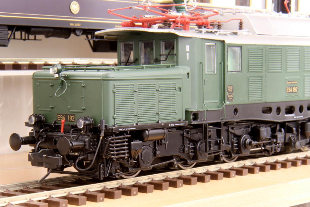 E 94 in Epoche 3 Ausführung der DB